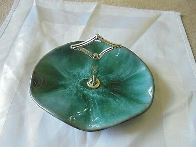 Vintage Blue Mountain Pottery  Cake Petit Fours Stand - Canada