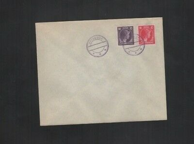426      BGL  Luxembourg  special cover stamped Kautschuk
