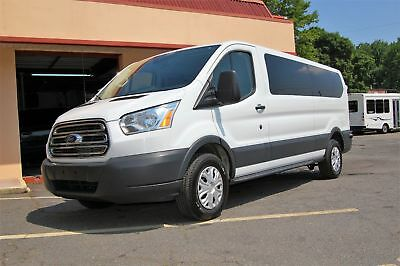 Ford 12 Pass. XLT VERY NICE 2017 MODEL XLT PACKAGE FORD TRANSIT 12 PASSENGER VAN....UNIT# 4-1702T