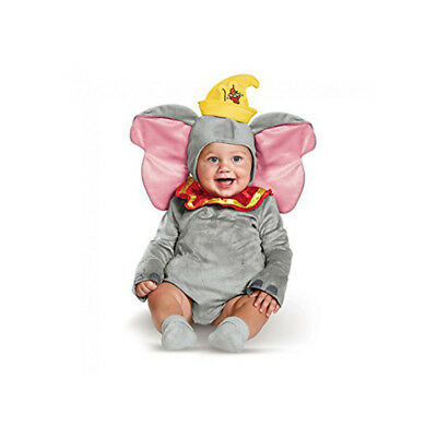 Disney Character Dumbo (The Elephant) Baby / Infant Costume | DISGUISE 99882
