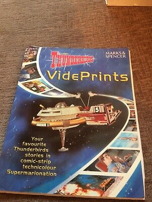 Thunderbirds VidePrints Book