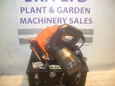 NORTON CLIPPER SC180 WALL CHASER 110v WITH 2 X 180mm DIAMOND BLADES CASE VAT INC