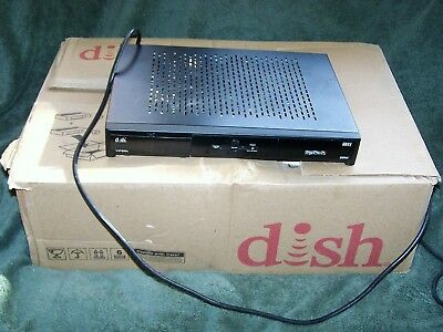 DISH NETWORK 922 satellite receiver with remotes- New/ Reman