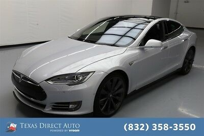 Tesla Model S 85D Texas Direct Auto 2015 85D Used Automatic AWD