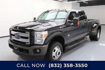Ford F-350 4x4 King Ranch 4dr Crew Cab 8 ft. LB DRW Pickup Texas Direct Auto 2016 4x4 King Ranch 4dr Crew Cab 8 ft. LB DRW Pickup Used 4WD