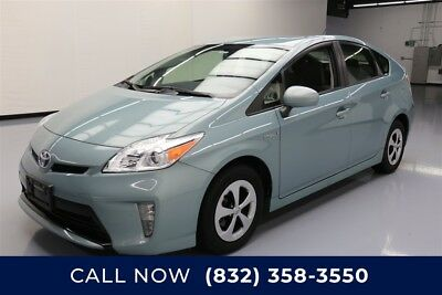 Toyota Prius Two 4dr Hatchback Texas Direct Auto 2015 Two 4dr Hatchback Used 1.8L I4 16V Automatic FWD