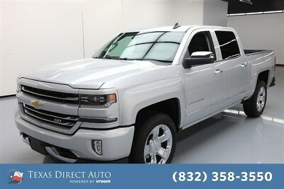 Chevrolet Silverado 1500 LTZ Texas Direct Auto 2017 LTZ Used 5.3L V8 16V Automatic 4WD Pickup Truck Bose