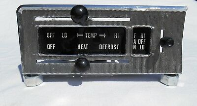1957 Ford Heater Control NOS