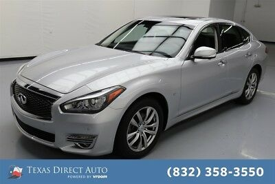 Infiniti Q70 3.7 Texas Direct Auto 2017 3.7 Used 3.7L V6 24V Automatic RWD Sedan Bose Premium