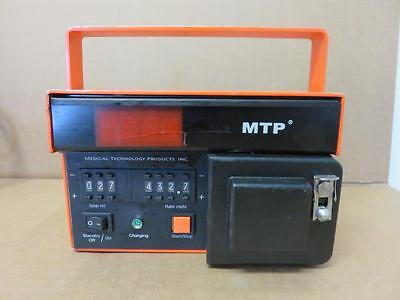 Medical Technology Products Transport Infusion IV Pump MTP 1001 (B)