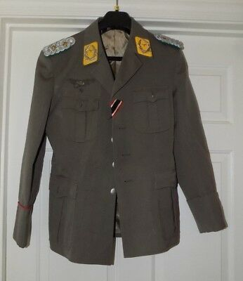 Vintage World War 2 German Military Tunic See Pics