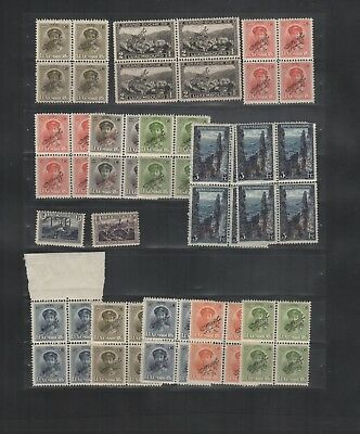 2872 Luxembourg Luxemburg beautiful mixed selection of stamps MNH