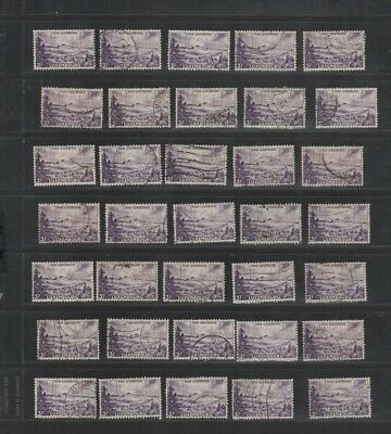 2878 Luxembourg Luxemburg beautiful mixed selection of stamps Radio cancelled