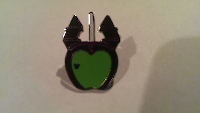 Disney Trading Pins-2015 WDW H.M. Series-Character Candy Apples-Maleficent