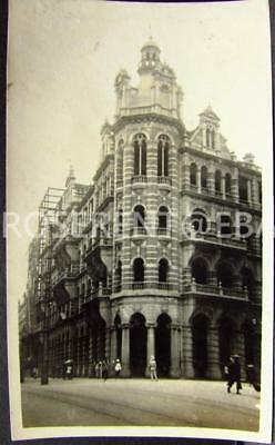 1925 Hong Kong - Des Voeux Road Central - General Post Office- Photo 11 by 6.5cm