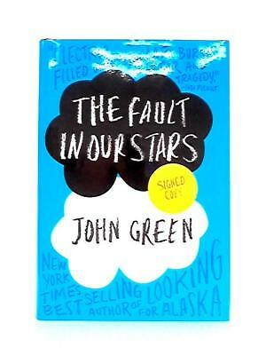 The Fault in Our Stars John Green 2012 Book 97865