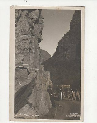 Fra Flaamsdalen 1924 RP Postcard Norway 063a
