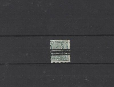 SPAIN , 1873, SG209 TYPE 42 10c GREEN, USED
