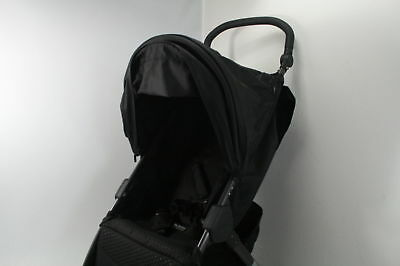 Britax B-Free Stroller Midnight Fit Birth to 65 pounds One hand Quick Fold