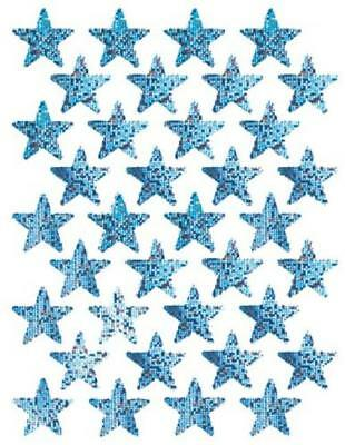 Paper Magic 623570 Eureka Silver Stars Stickers