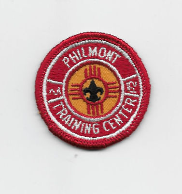 Philmont Mini Training Center Patch