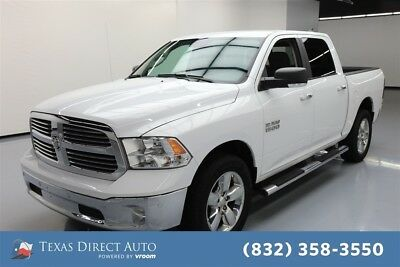 Ram 1500 Big Horn Texas Direct Auto 2016 Big Horn Used 3.6L V6 24V Automatic 4WD Pickup Truck