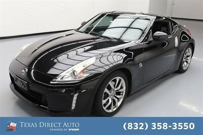 Nissan 370Z Touring Texas Direct Auto 2014 Touring Used 3.7L V6 24V Automatic RWD Coupe Premium Bose
