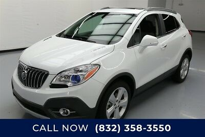 Buick Encore Convenience Texas Direct Auto 2016 Convenience Used Turbo 1.4L I4 16V Automatic FWD SUV
