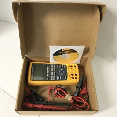 FLUKE 724 Temperature Calibrator Meter Tester - Only Used a Few Times!