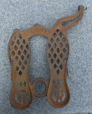Weed Sewing Machine Cast Iron Foot Pedal