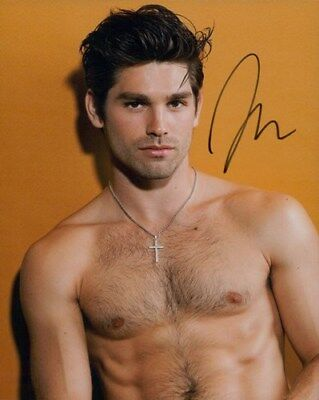 "Justin Gaston (""The Unauthorized Full House Story"" star) Signed Photo"