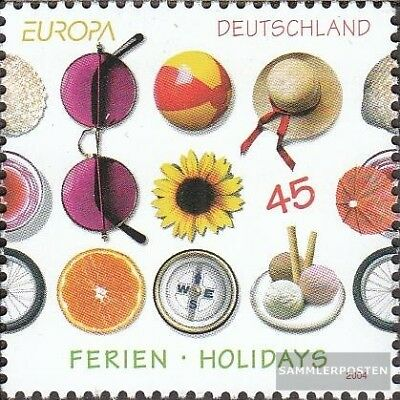complete Issue 2380 fr.germany Frd Unmounted Mint / Never Hinged 2004 German