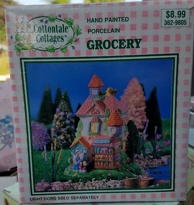 Cottontale Cottages GROCERY