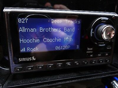 ACTIVE SIRIUS XM SP5 Sportster 5 SATELLITE RADIO may be a Lifetime Subscription?