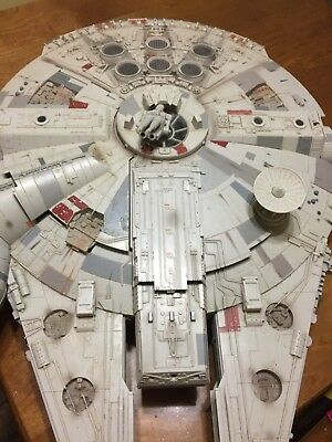 2008 Hasbro Millennium Falcon - USED - AS IS