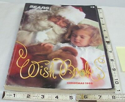 Sears 1988 Christmas Catalog Toys, Men's & Women's Fashion, Auto, Home Bicycles