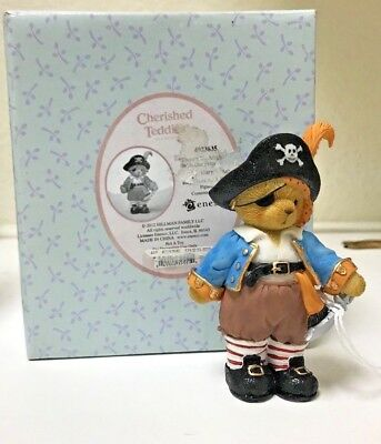 Cherished Teddies #4023635 GARY, Friendship, HALLOWEEN Pirate Costume