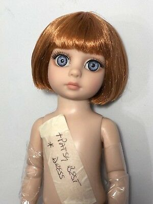 """Customized Tonner 10"""" Doll """"PATSY'S BEST DRESS"""" with New 2014 Articulated Body"""
