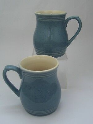 Chatsworth Pottery - Pair Of Mugs