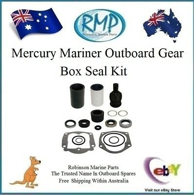 A Brand New Aftermarket Mercury Mariner Gearbox Seal Kit # R 823547A2