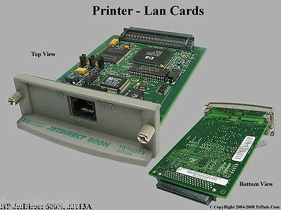 Hp Jetdirect Network Printer Card Laserjet 5000 5100 4200 N Tested Warranty Zz8