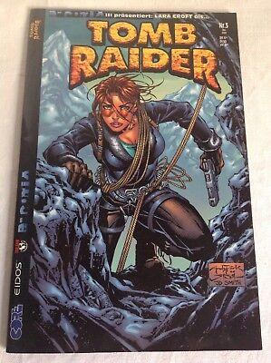 Ehapa Comic Tomb Raider Heft 3 / 2000