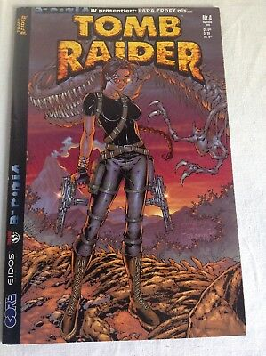 Ehapa Comic Tomb Raider Heft 4 / Sep 2000
