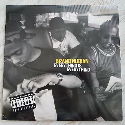 Brand Nubian - Everything Is Everything  Us Og 1994