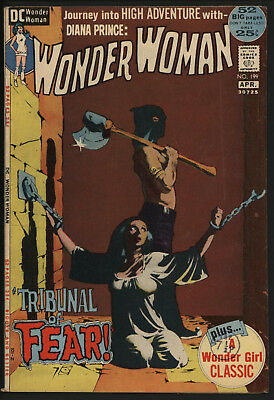 Wonder Woman #199 1972 Classic Cover