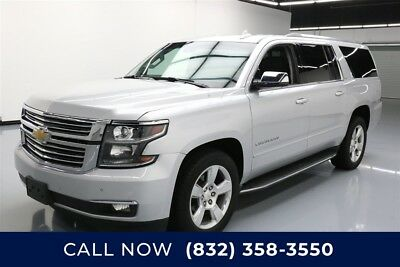 Chevrolet Suburban LTZ Texas Direct Auto 2015 LTZ Used 5.3L V8 16V Automatic 4WD SUV Moonroof Bose
