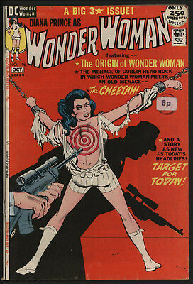 Wonder Woman #196 1971 The Classic Cover!