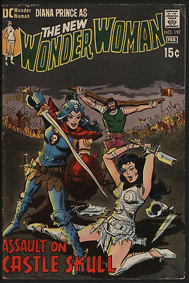 Wonder Woman #192 1971 The Classic Cover!