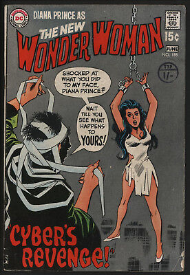 Wonder Woman #188 1970 The Classic Cover!