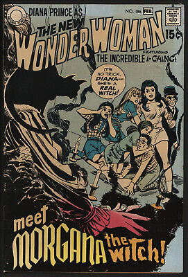 Wonder Woman #186 1970 Great Pages